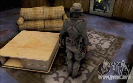 Precio del capitán (con máscara) para GTA San Andreas tercera pantalla