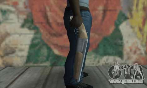 Sangrar por el Saints Row 2 para GTA San Andreas tercera pantalla