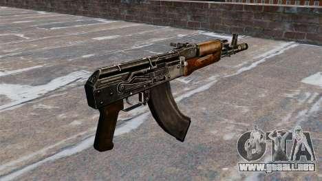 Automático Khyber Pass AK culata para GTA 4 segundos de pantalla