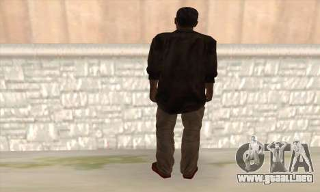 Madžin v5 para GTA San Andreas segunda pantalla