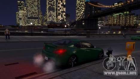Simple ENB like life (Best setting) para GTA 4 novena de pantalla