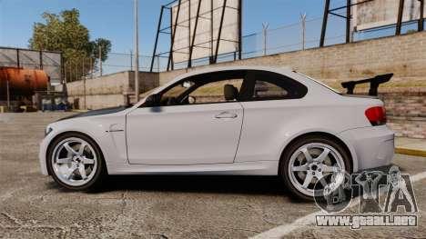 BMW 1M 2014 para GTA 4 left