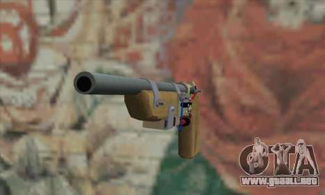 Arma casera para GTA San Andreas
