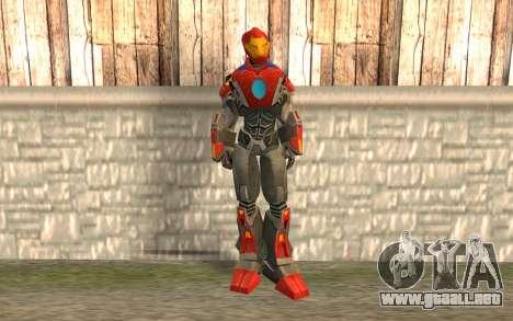 Iron Man para GTA San Andreas