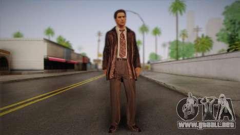Max Payne Skin para GTA San Andreas