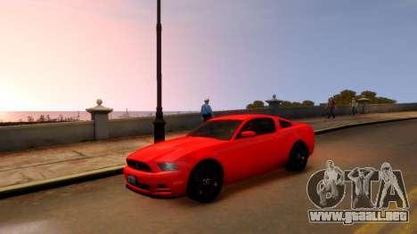 Simple ENB like life (Best setting) para GTA 4 séptima pantalla