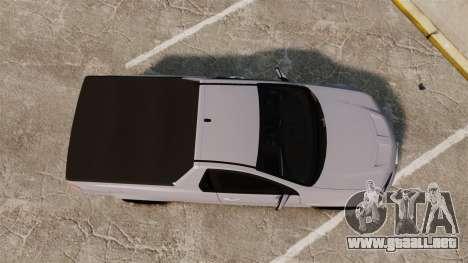 Pontiac G8 Sport Truck 2010 para GTA 4 visión correcta