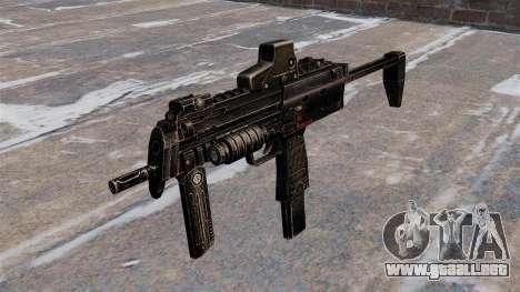 Subfusil MP7 para GTA 4