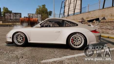 Porsche 911 (997) GT3 Cup para GTA 4 left