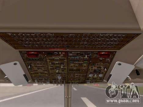 ATR 72-500 WestJet Airlines para las ruedas de GTA San Andreas