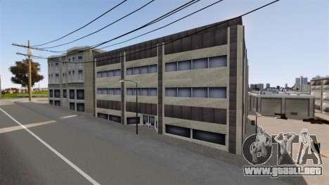 La ciudad sin nombre para GTA 4 tercera pantalla