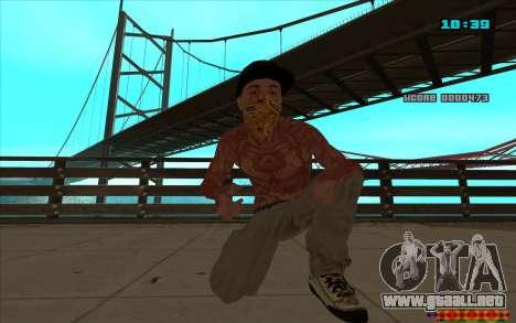 REL-REQ Grego para GTA San Andreas tercera pantalla