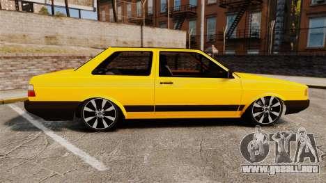 Volkswagen Voyage 1990 para GTA 4 left