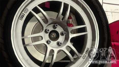 Honda S2000 RS-R para la visión correcta GTA San Andreas