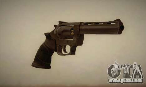 Revólver MR96 para GTA San Andreas
