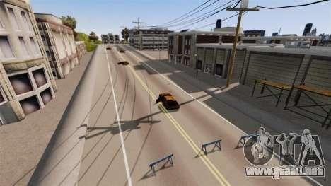 La ciudad sin nombre para GTA 4 segundos de pantalla