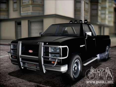 Bobcat de insípida GTA V para GTA San Andreas