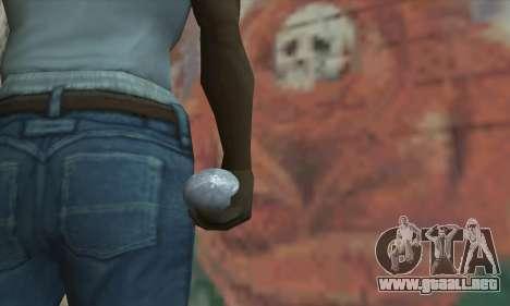 Granada de Star Wars para GTA San Andreas tercera pantalla