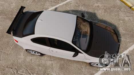 BMW 1M 2014 para GTA 4 visión correcta