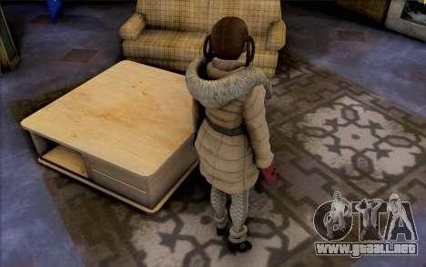 Lei de Dead or Alive 5 para GTA San Andreas tercera pantalla