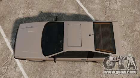 Blista CRX para GTA 4 visión correcta