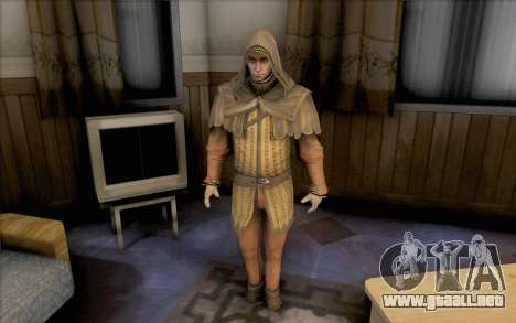 La Volpe de ACB para GTA San Andreas segunda pantalla