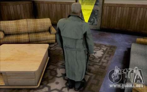Sean Conner para GTA San Andreas tercera pantalla