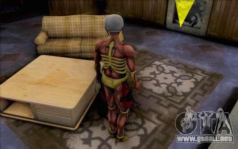 Eddie - Somewhere In Time para GTA San Andreas tercera pantalla