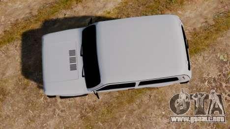 Vaz-21213 Niva LT para GTA 4 visión correcta