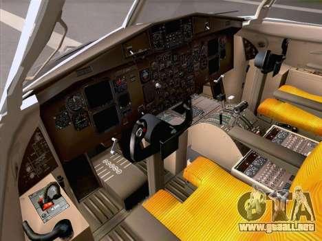 ATR 72-500 WestJet Airlines para el motor de GTA San Andreas