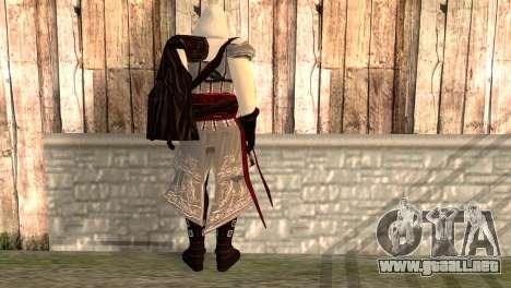 Asesino para GTA San Andreas segunda pantalla