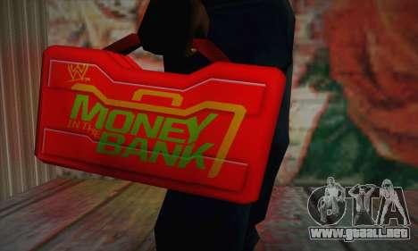 Caso rojo para GTA San Andreas tercera pantalla