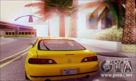 Acura RSX para la visión correcta GTA San Andreas