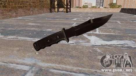 Cuchillo SOG para GTA 4