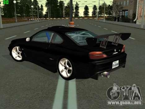 Nissan Silvia S15 Tuning para GTA San Andreas