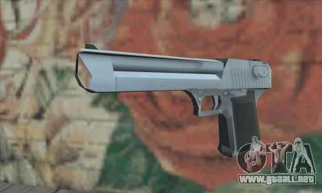 Desert Eagle de Saints Row 2 para GTA San Andreas