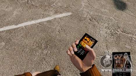 Halloween tema para tu teléfono para GTA 4