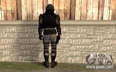 Crynet para GTA San Andreas segunda pantalla