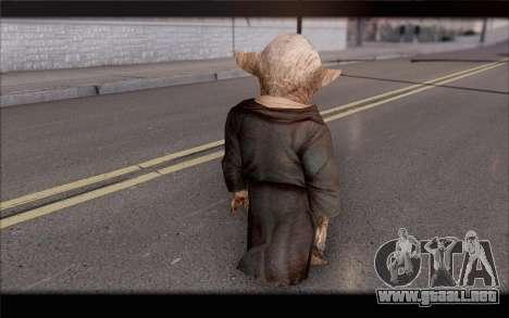Yodo para GTA San Andreas segunda pantalla