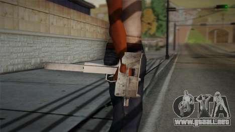 Uzi de Max Payne para GTA San Andreas