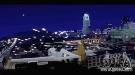 Project 2dfx v1.5 para GTA San Andreas tercera pantalla