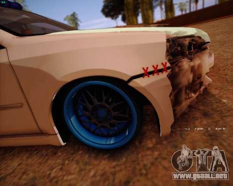 Subaru Legacy para la visión correcta GTA San Andreas