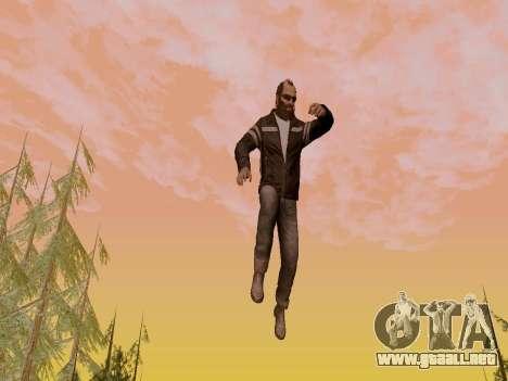 Trevor Phillips para GTA San Andreas séptima pantalla