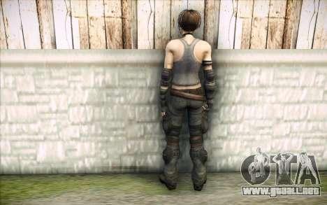 Trishka para GTA San Andreas segunda pantalla