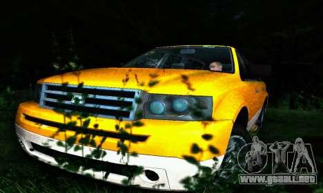 Landstalker GTA IV para la vista superior GTA San Andreas