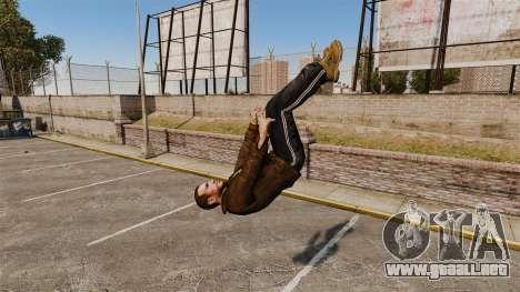 Parkour para GTA 4 segundos de pantalla