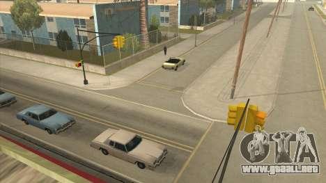 Smooth Camera para GTA San Andreas