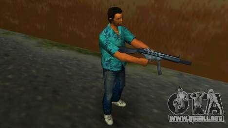 MP5SD para GTA Vice City quinta pantalla