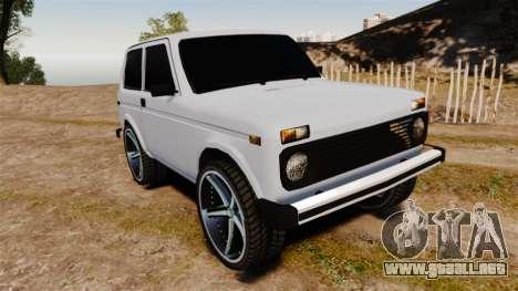 Vaz-21213 Niva LT para GTA 4