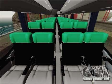 Irizar Mercedes Benz MQ2547 Alabat Liner para el motor de GTA San Andreas